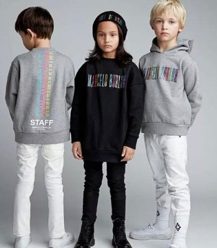意大利气品牌Marcelo Burlon Kids of Milan2017秋冬画册