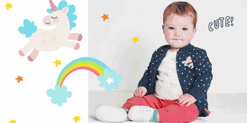 Carters秋冬新品火热上市 天气冷了 宝宝要加新衣服了