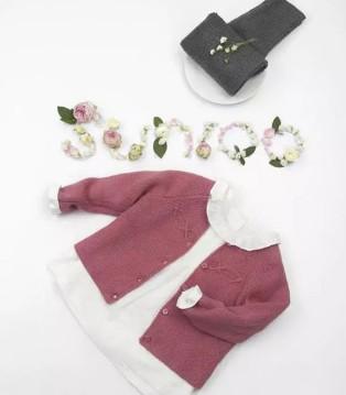 这个秋天 阳光鼠把宝宝打扮成粉粉嫩嫩的小公主