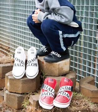 沙龙岛童鞋2017年冬季宣传海报-雪落卢塞恩