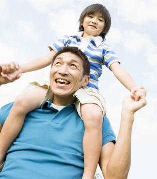 父亲对孩子发展影响巨大 这些小细节老爸要注意了