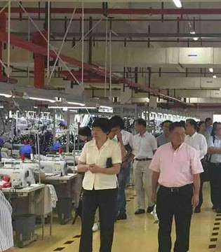 江苏纺织服装业转型喜人 集群经济提质增效