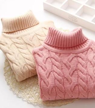 贝壳童装带你玩转时尚毛衣 秋冬照样有型