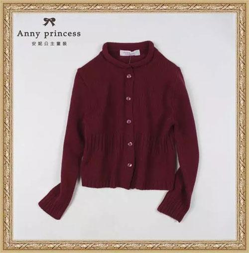 安妮公主童装冬季新品第一波 你们期待已久的羊毛外套来咯