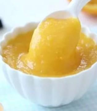 澳智乳业:宝宝辅食DIY――橙子红薯泥