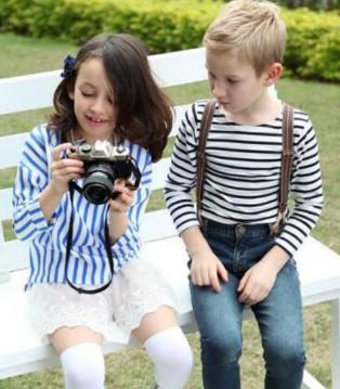 英伦学院E-DONE伊顿风尚童装 打造百变潮娃