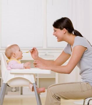 如何给宝宝喂饭 这些小技巧一定要