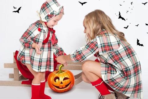 不给糖就捣蛋―万圣节的Suprice 爱妙乐童装有福利