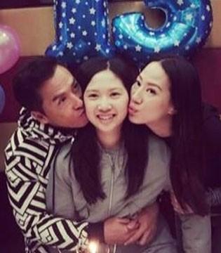 甄子丹拒绝女儿进入演艺圈 称女儿年龄还太小不适合