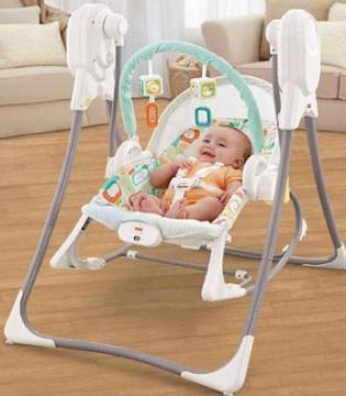 美国出台婴儿摇椅新的强制性安全标准