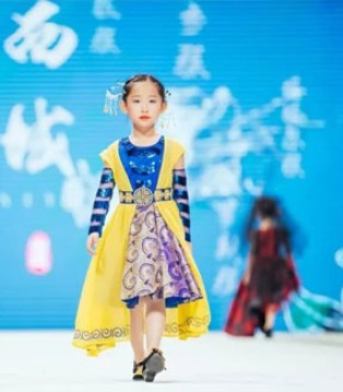 "IKALI""中国公主""系列全球首发 @上海国际时尚中心秀场"