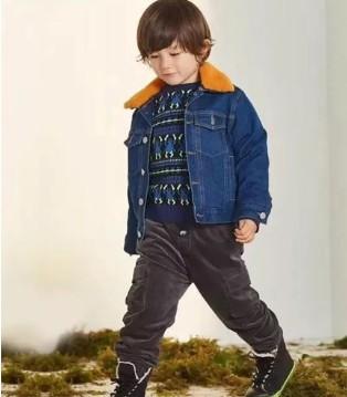 MiniPeace太平鸟童装双十一狂欢购 全新冬装全面上市