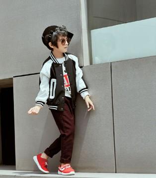 穿出时尚范 叽叽哇哇品牌童装2017秋季新品上市