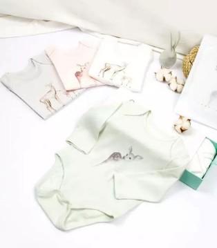阳光鼠来分享 和尚袍、蝴蝶衣和哈衣宝宝该穿什么