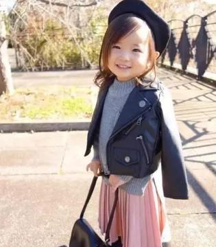 日韩系宝宝穿搭 辣妈们赶紧学起来