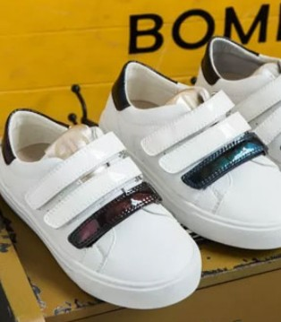哈贝多小白鞋时尚穿搭 这个冬季为它疯狂打call