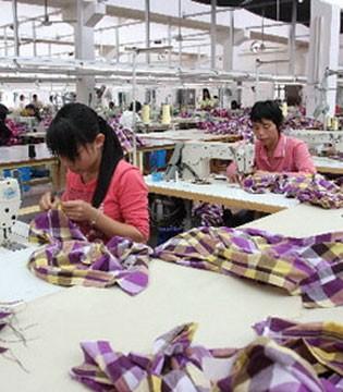 10月份PMI解读:纺织服装服饰业景气指数明显上升