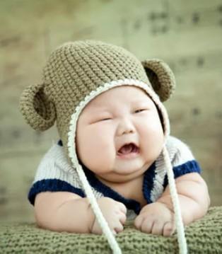 胖嘟嘟的孩子可爱 但其中的健康隐患你知道吗