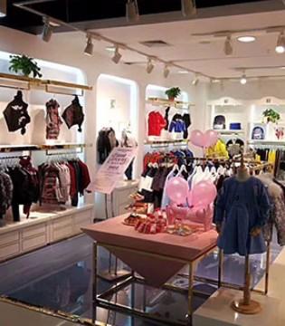 祝贺IKKI安娜与艾伦品牌童装强势入驻广西南宁市梦之岛