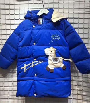 冬季保暖必备 tongyihui童衣汇时尚保暖羽绒服系列