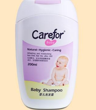 如何挑选宝宝洗发水 聪明宝妈给你支招