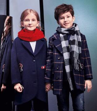 铅笔俱乐部冬日萌装 还有什么能比一件呢大衣更显气质