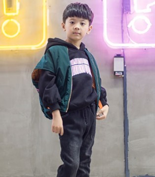 K.Body℃宝贝衣舍童装马甲 打造时尚百变风格