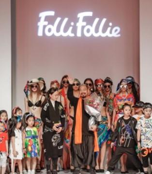 中国国际时装周二十周年巨献  Folli Follie发布会在京举行
