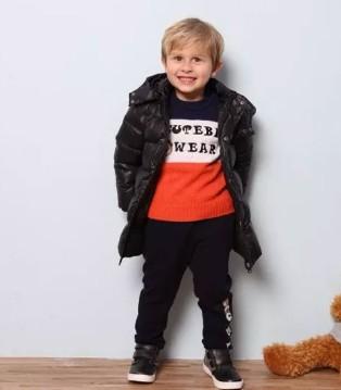 冬天天气开始降温 看采童庄怎么给孩子搭配衣服吧