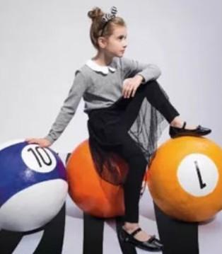 萌时尚 泰迪珍藏&雪达集团精心打造的泰迪童装萌翻啦