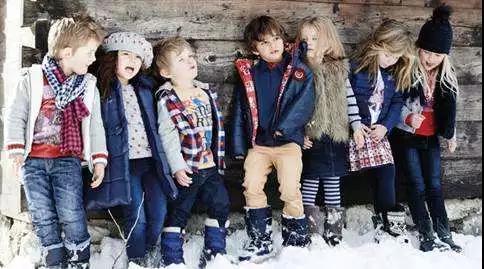 成人品牌纷纷进军童装市场 细数2017年都有哪些来了