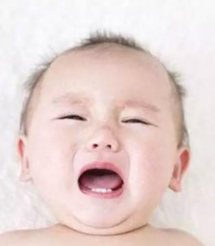 宝宝经常莫名其妙哭闹 原来是这个在捣鬼