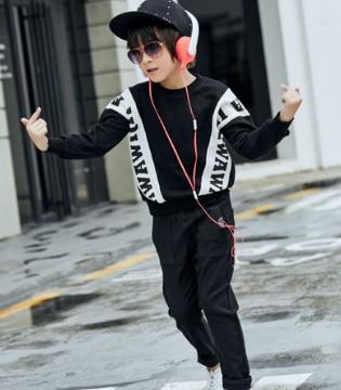 叽叽哇哇品牌童装秋季系列 时尚潮范就这么简单