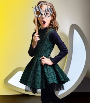 买童装上铅笔俱乐部品牌 安全个性时尚更放心