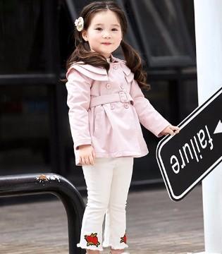 这个秋冬 嫲豆阁品牌童装的少女粉让你少女心爆棚