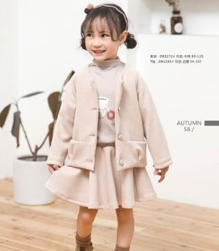 琦瑞德泽品牌童装秋季系列 让小宝贝演绎时尚百变风格