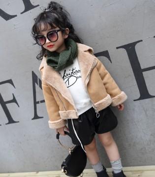 加菲A梦品牌童装2017冬季外套 时尚潮童们的最爱