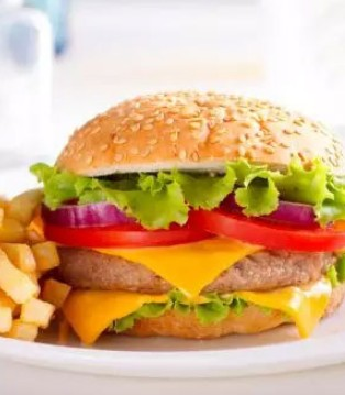 欢恩宝羊奶粉:原来汉堡薯条有这么大的危害
