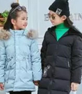 有温度的抱抱 可趣可奇冬季羽绒服新品热卖中
