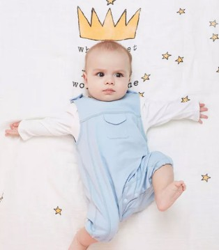 """原真家的宝宝都把板蓝根""""穿""""身上了 你还拿来泡面"""