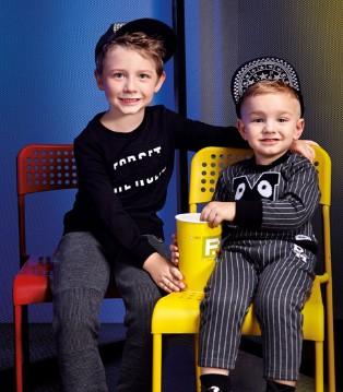 Pencil Club铅笔俱乐部品牌儿童亲子装系列上新