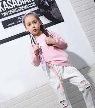 我的童年我做主 LilyBaLou莉莉日记教你如何玩转嘻哈
