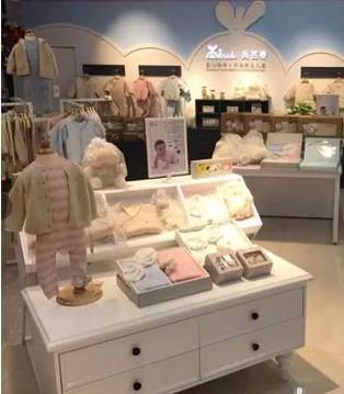 祝贺SaintBuD尚芭蒂童装西安万达店盛大开业