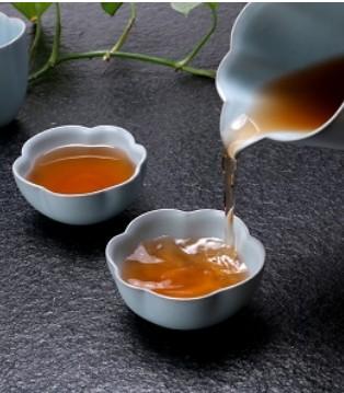 冬季更适合喝茶减肥 这5种茶效果最好