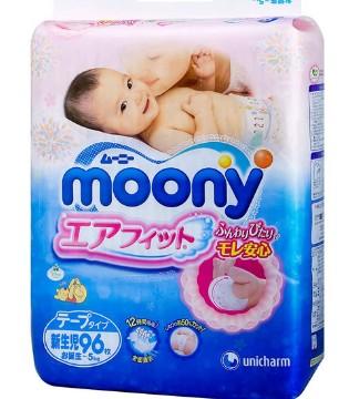 二胎政策下婴儿纸尿裤需求爆发 一线城市国货缺席