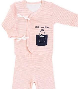 金色小鱼品牌婴童装 让健康陪伴宝宝