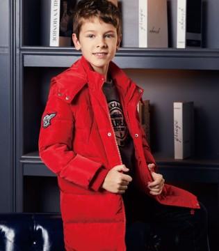 杰米熊超显范的外套 给男宝们一个不一样的帅气童年
