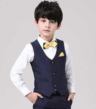 跟着伊顿风尚童装迷上英伦绅士风 做个帅帅的学长