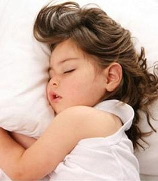 孩子睡觉磨牙影响健康 专家教你这样治疗