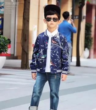 T100品牌童装散装配搭街拍 穿衣一途 搭配为王
